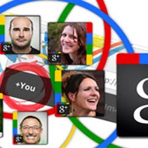 Google plus followers widget